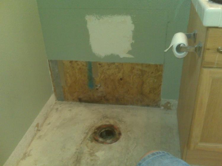 Black Mold On Plywood Subfloor Flooring Diy Chatroom