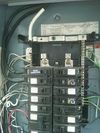 Neutral Does Not Mean Boring: Bonded Neutral And Ground Bar Main Panel