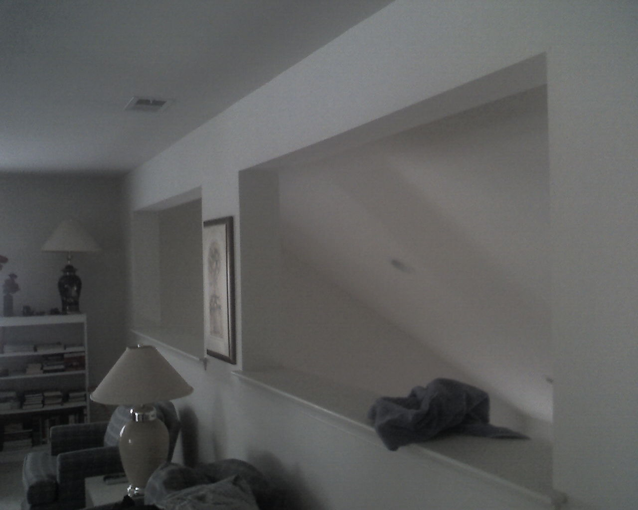 I need to enclose my Loft. Looking for your opinion what I should do.  Pics attached-img059.jpg