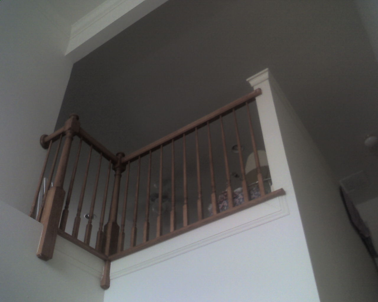 I need to enclose my Loft. Looking for your opinion what I should do.  Pics attached-img060.jpg