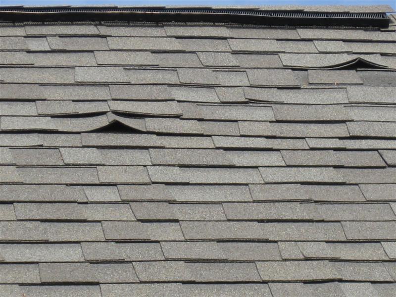 Asphalt Shingle Failure Roofing Siding Diy Home