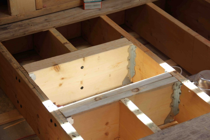 Strongbacks For Ceiling Joists Carpentry Diy Chatroom