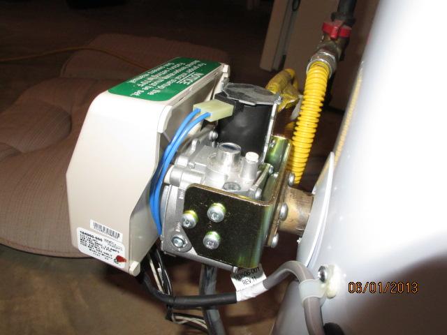 White rodgers gas valve error codes