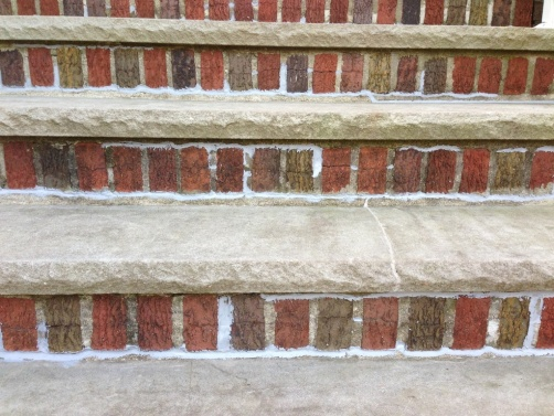 Blend Mortar Colors (w/ Sakrete Mortar Repair Caulk) - Concrete