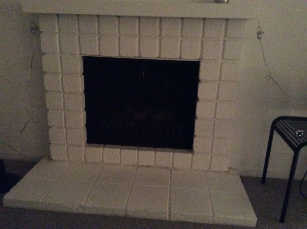How Do I Remove The Brick Fireplace Hearth Without Damaging The ...