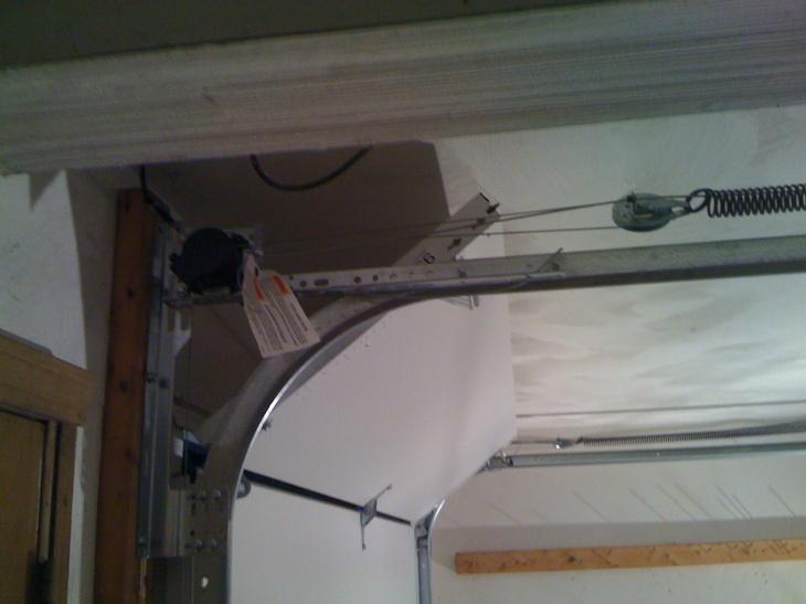 Garage Door Issues Not Enough Clearance Diy Home Improvement Forum