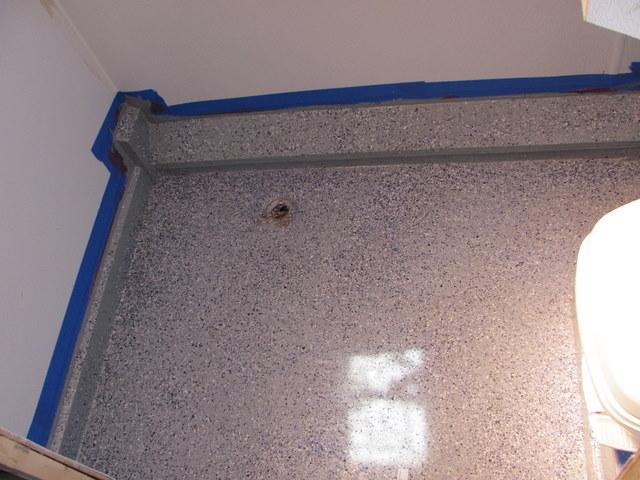 clawfoot tub inside shower