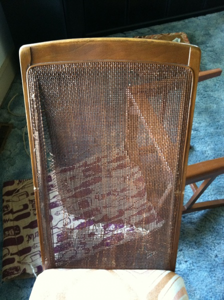 Re-caning DR Chairs ... WITH BURLAP!-img_0078.jpg