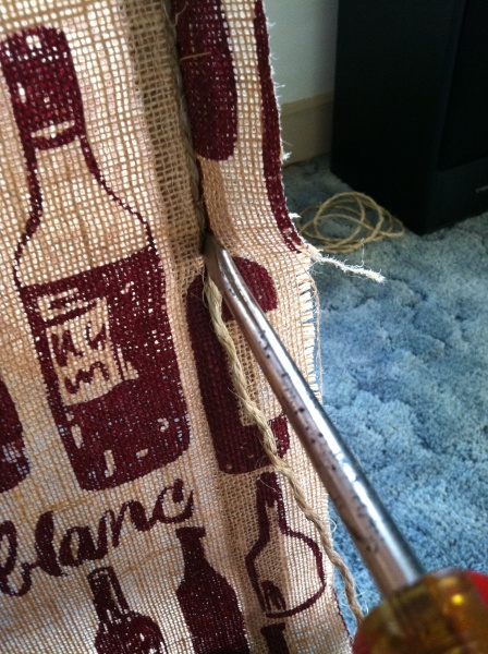 Re-caning DR Chairs ... WITH BURLAP!-img_0083.jpg