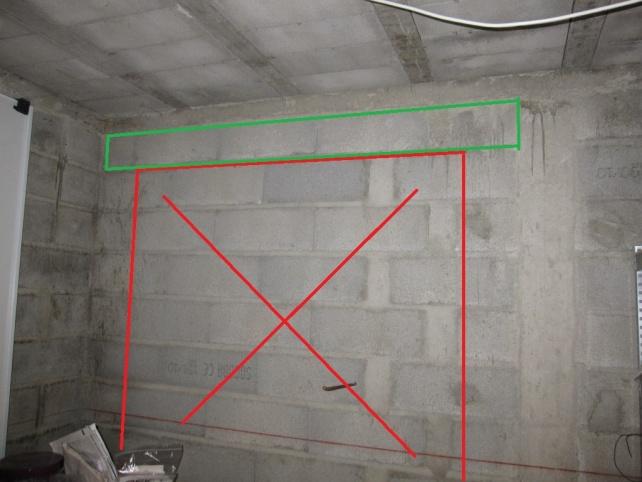 How To Make Large Doorway In Load Bearing Concrete Block