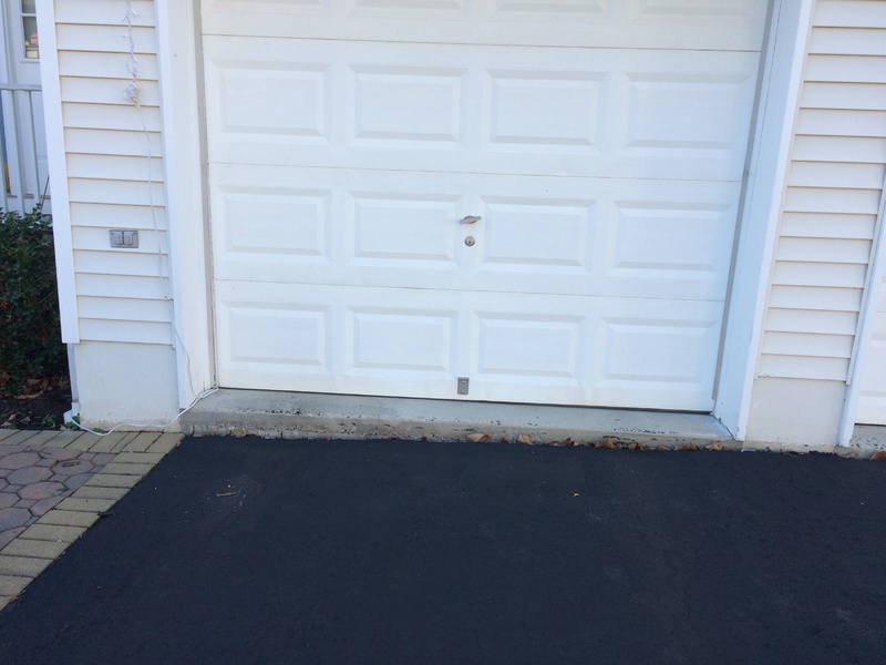 Large Step Between Garage Floor And Driveway General