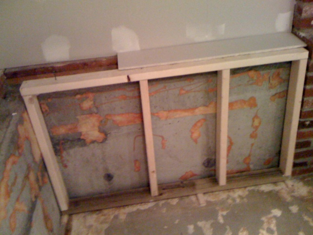 Building knee wall in basement, best approach?-img_0106.jpg