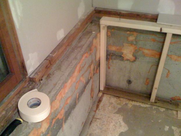 Building knee wall in basement, best approach?-img_0107.jpg
