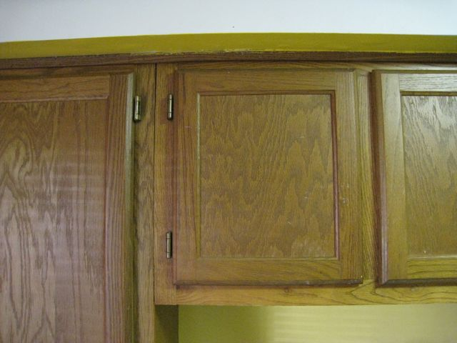 kitchen cabinets..paint or restain?-img_0129.jpg