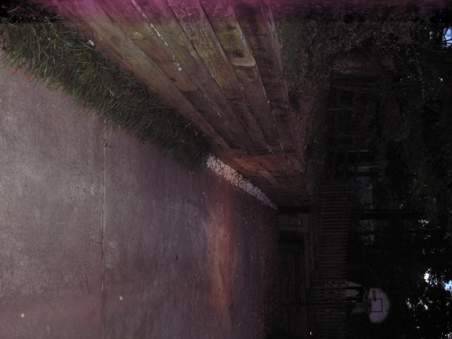 Railroad Tie Retaining Wall - long wall adjacent to driveway-img_0156.jpg