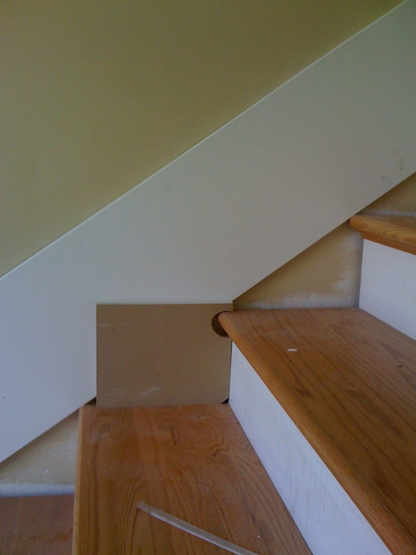 No Skirting Board Look Google Search: Stairway Skirt Board Template