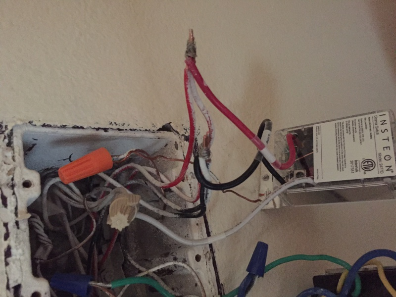 Wiring Insteon 3Way Switch Electrical DIY Chatroom Home