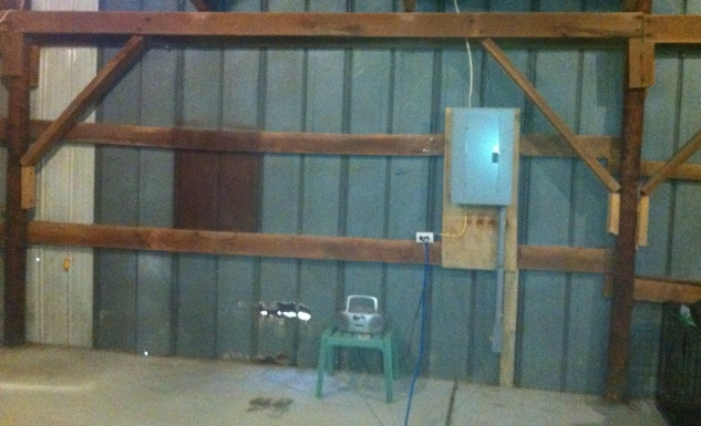Insulation In A Metal Pole Barn Insulation Diy