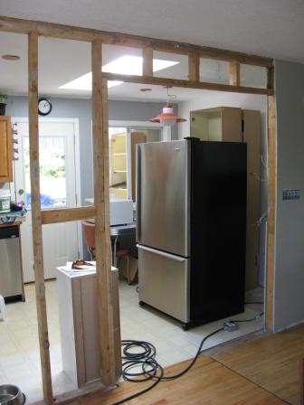 Load Bearing Wall Door Header Floors Doors Interior