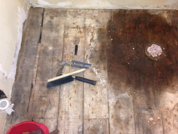 1928 Bathroom Subfloor Rot Etc Flooring Diy Chatroom