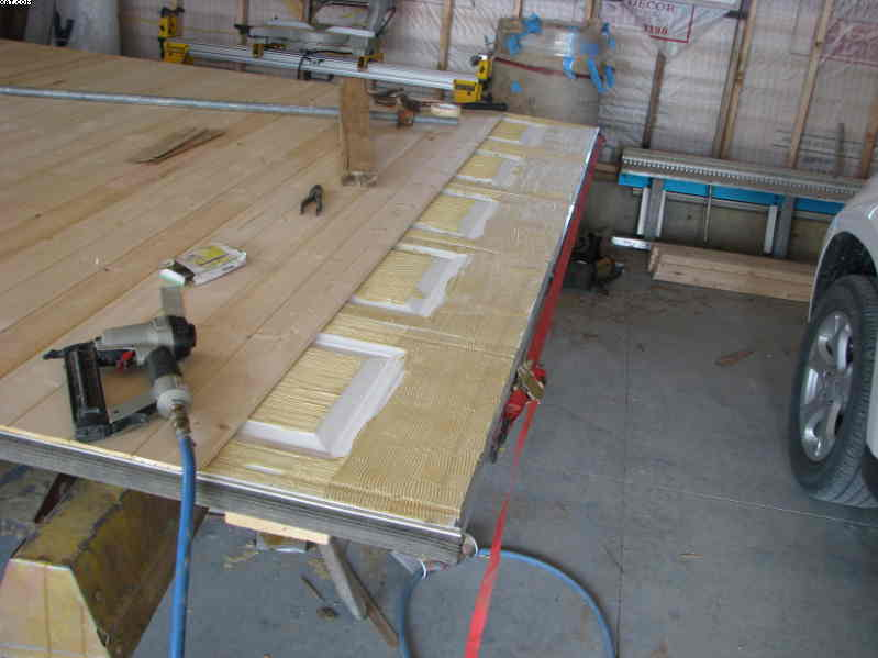Great ... Made My Own Inexpensive Wood Garage Carriage Doors Img_0333 ...