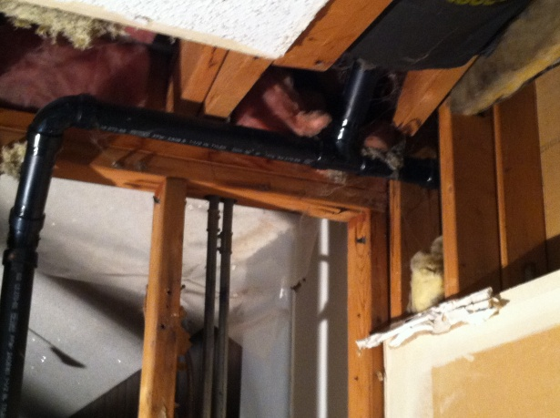 Installing LVL Beam Flush With Ceiling Joists - Building