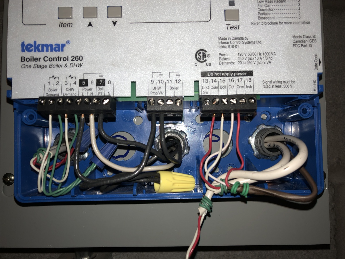 Thermostat Wiring Issue - HVAC - DIY Chatroom Home