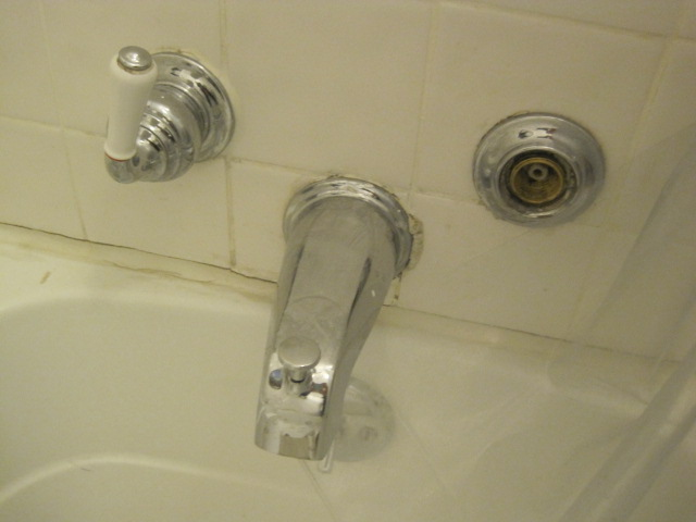 Bathtub Handles Spin - Replace Handles? Cartridges? Stems ...