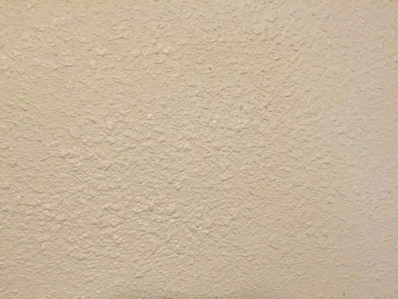 Remove Or Cover Thick Splatter Orange Peel Texture