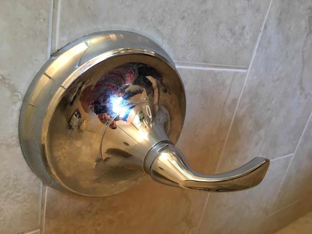 Kohler Shower Handle Removal No Set Screw Plumbing Diy Home Improvement Diychatroom