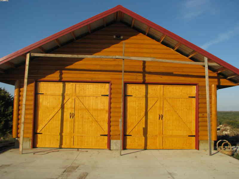 Made My Own Inexpensive Wood Garage Carriage Doors-img_0444.jpg