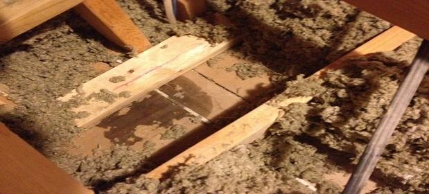 Leaking Vent Pipe In Attic Plumbing Diy Home