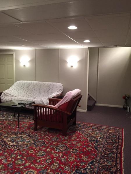 Ventilating A Basement Cigar Room Diy Home Improvement Forum