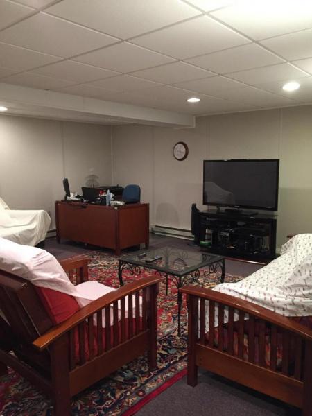 Ventilating A Basement Cigar Room Hvac Diy Chatroom Home