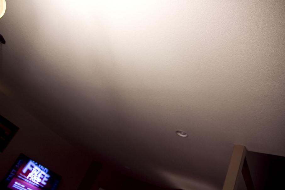 Ceiling Seams Very Noticeable New Construction Img 0542 Jpg