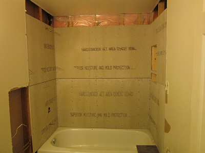 Tub Surround Tiling - Tiling, ceramics, marble - DIY Chatroom Home ...