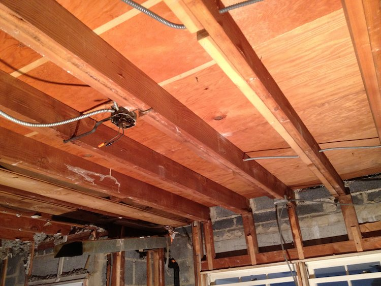 Sister Joist Notch Question Building Amp Construction