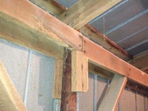 Insulation In A Metal Pole Barn Insulation Diy