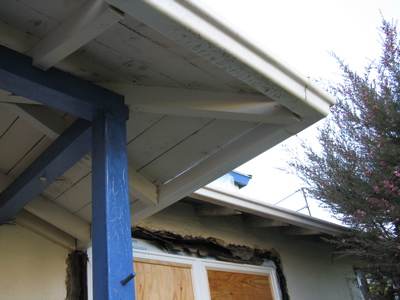 Will Boxing In Roof Eaves Exacerbate Mold Growth