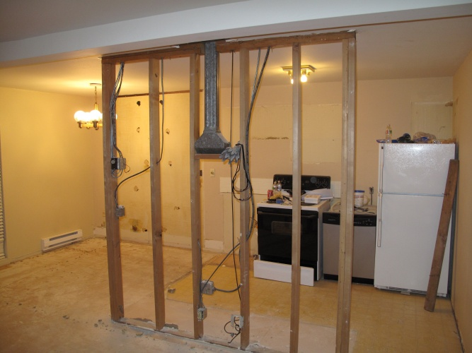 Is This Load Bearing Wall Building Amp Construction Diy