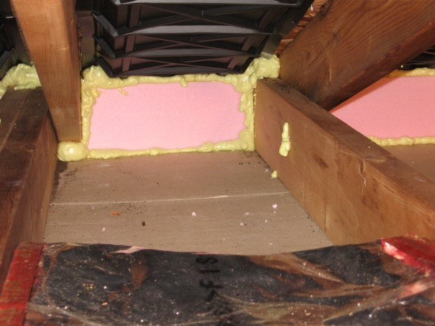 Air Sealing Attic Insulation Diy Chatroom Home