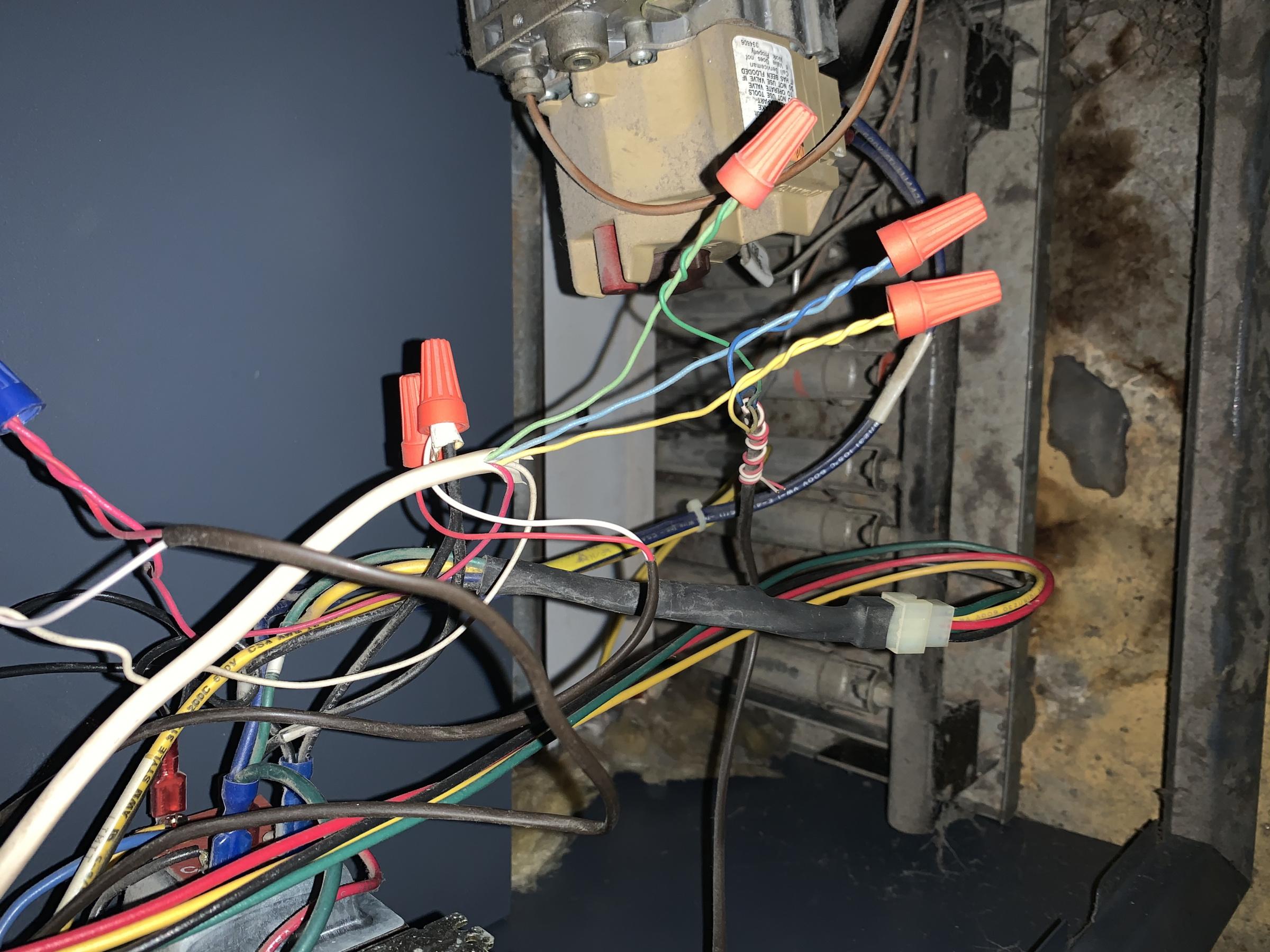Smart Thermostat Installation - Hvac