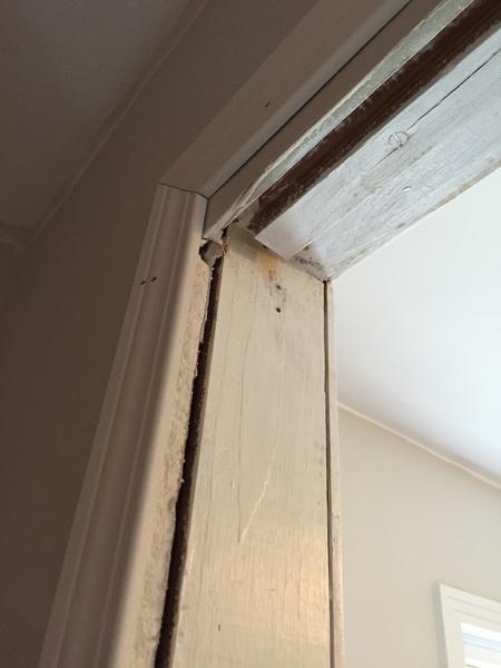 Closet Door Jam Trim-img_0759.jpg ... & Closet Door Jam Trim - Carpentry - DIY Chatroom Home Improvement Forum