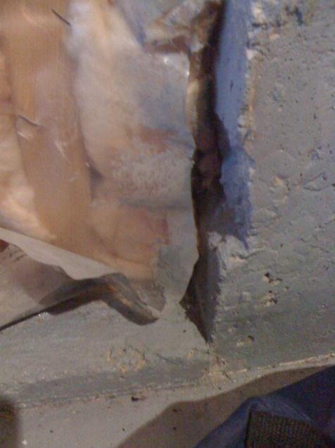 frame around verticle drain pipe - basement-img_0768.jpg