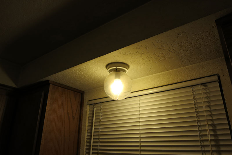 Kitchen Recessed Lighting With No Attic Access Img 0840 Jpg