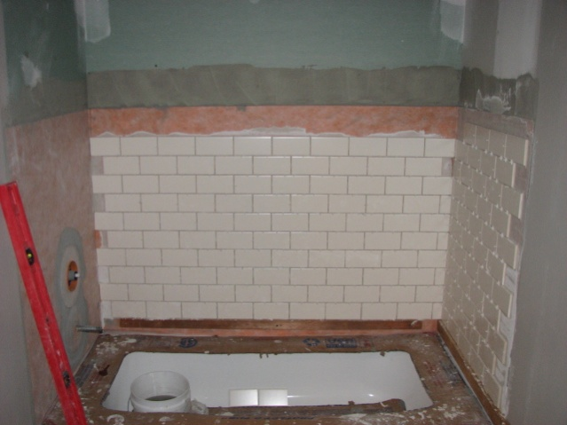 Grout Shower Floor Before Or After Walls Tiled? - Tiling ...