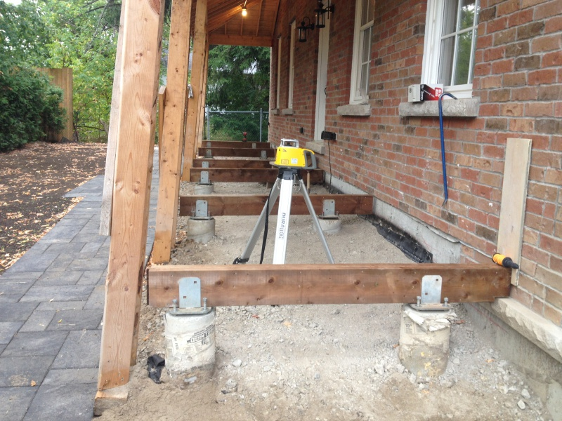 Pier and beam foundation help building construction for How to build a pier and beam foundation
