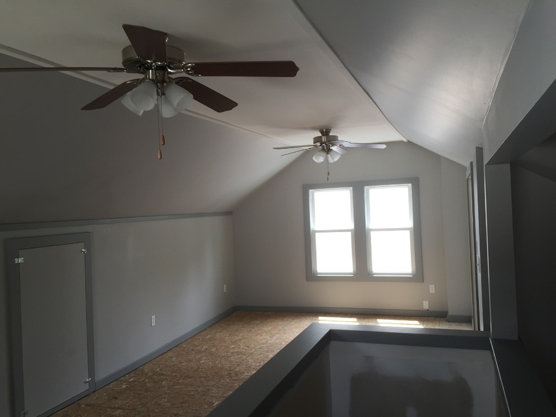Painting Osb Floors Amp Wall Attic Diy Chatroom Home Improvement Forum
