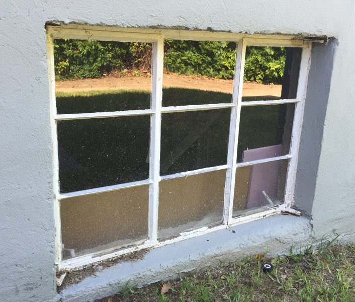 Installing Windows In Concrete Wall And Doors