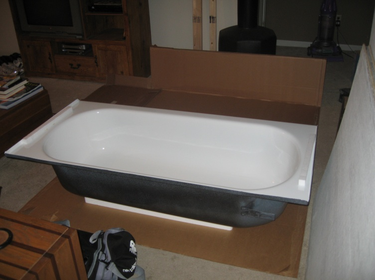 Is this inexpensive porcelain-enameled steel tub okay to install?-img_1003.jpg
